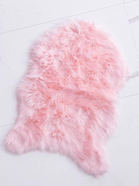 Różowy dywanik shaggy                              zdj.                              4