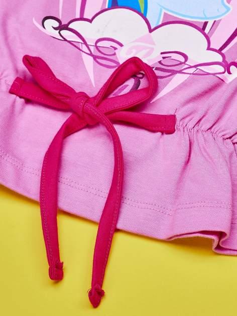 Różowy komplet do spania dla dziewczynki MY LITTLE PONY                                  zdj.                                  4