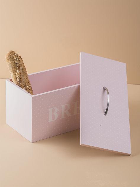 Różowy pojemnik na chleb                              zdj.                              7