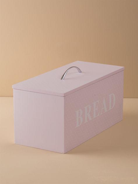 Różowy pojemnik na chleb                              zdj.                              6