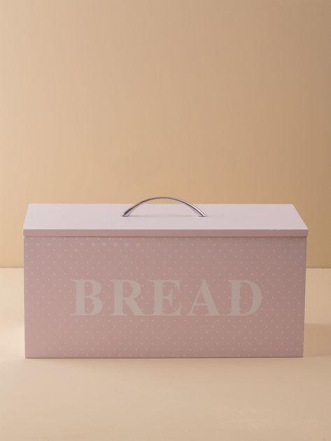 Różowy pojemnik na chleb                              zdj.                              8