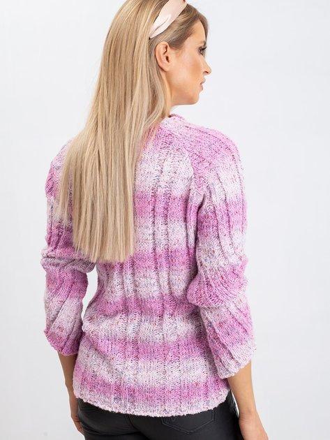 Różowy sweter Madison                              zdj.                              2