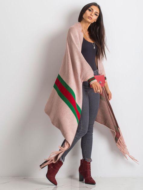 Różowy sweter Space                              zdj.                              1
