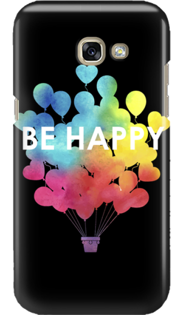 SAMSUNG A3 2017 BE HAPPY