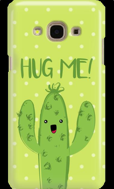 SAMSUNG J3 2017 CACTUS HUG ME