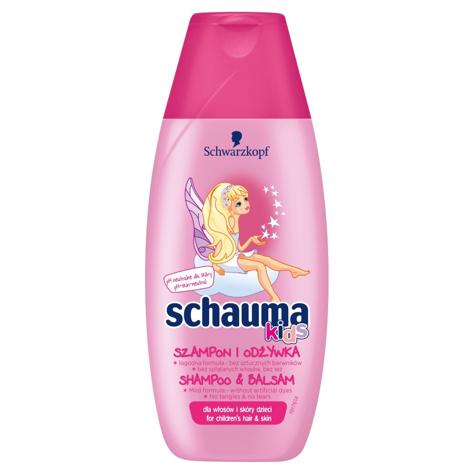 """Schwarzkopf Schauma Kids Szampon i odżywka do włosów 250ml"""""""