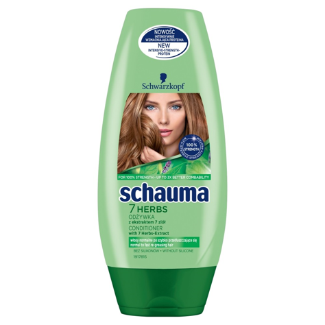 """Schwarzkopf Schauma Odżywka do włosów 7 Herbs  200ml"""""""
