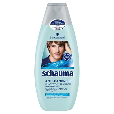 """Schwarzkopf Schauma Szampon do włosów Przeciwłupieżowy For Men 400ml"""""""