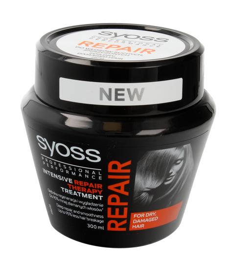 """Schwarzkopf Syoss Repair Therapy Maska do włosów odbudowująca  300ml"""""""