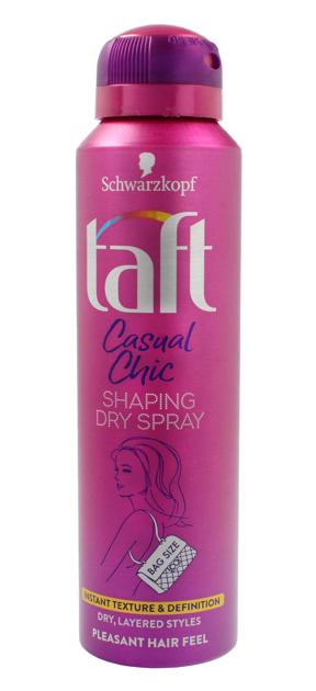 """Schwarzkopf Taft Casual Chic Suchy Spray do włosów 150ml"""""""