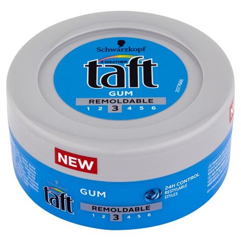 """Schwarzkopf Taft Guma do włosów Remoldable  150ml"""""""