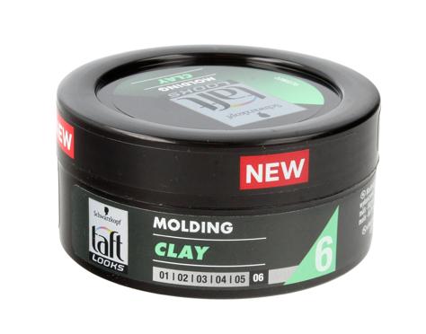 """Schwarzkopf Taft Looks Molding Clay Glinka modelująca do włosów  75ml"""""""