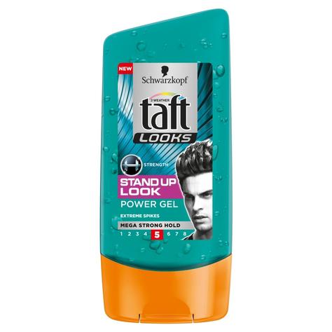 """Schwarzkopf Taft Looks Stand Up Żel do włosów&  150ml"""""""