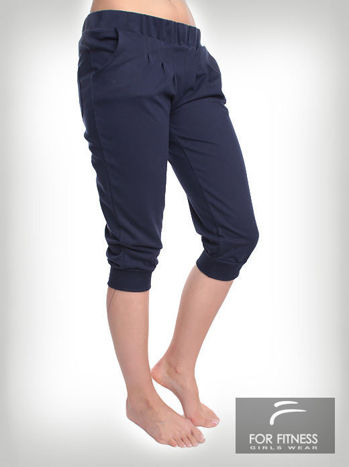 Spodnie dresowe FOR FITNESS                                   zdj.                                  3