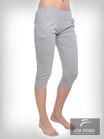 Spodnie dresowe FOR FITNESS