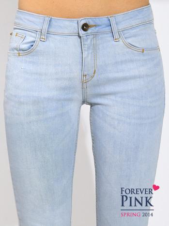 Spodnie jeansowe                                  zdj.                                  4