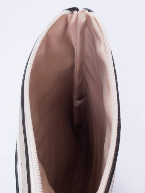 Szara listonoszka z odpinanym paskiem                                  zdj.                                  6