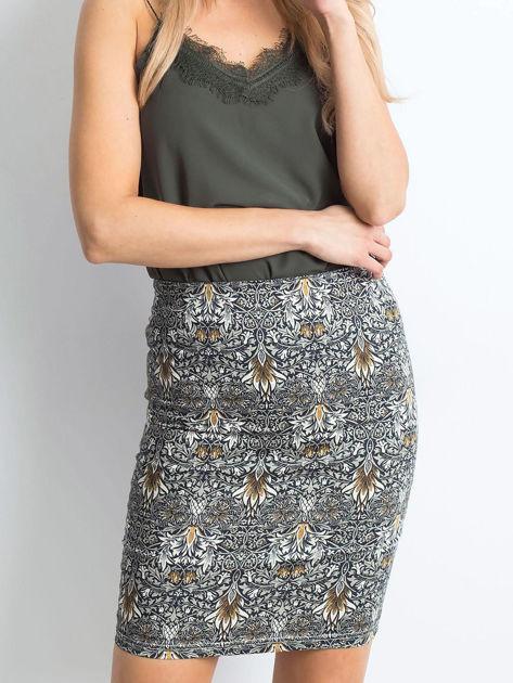 Szara spódnica Formalwear                              zdj.                              1