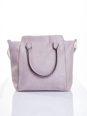 Szara torba shopper bag                                  zdj.                                  1