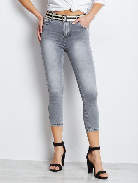 Szare jeansy Approve                              zdj.                              1