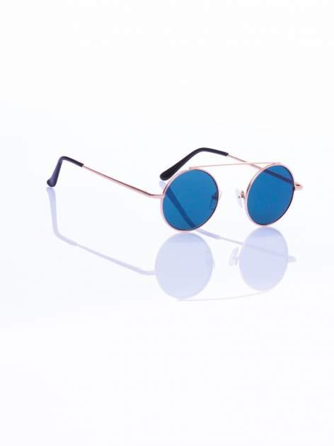 Szare okulary przeciwsłoneczne LENONKI RETRO                                  zdj.                                  5
