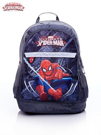 Szary plecak szkolny MARVEL ULTIMATE SPIDERMAN                              zdj.                              1