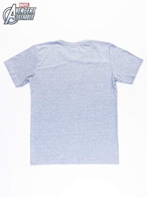 Szary t-shirt męski AVENGERS                                  zdj.                                  10