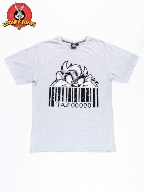 Szary t-shirt męski LOONEY TUNES                                  zdj.                                  9