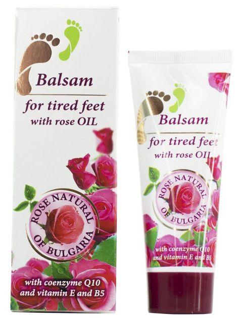 THE ROSE Balsam do zmęczonych stóp z olejkiem różanym 75 ml