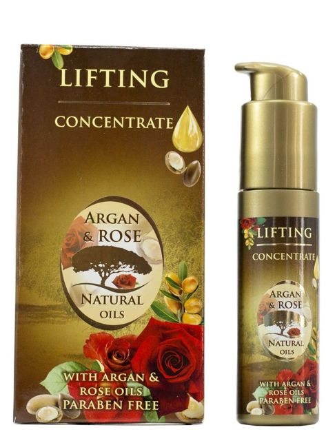 THE ROSE Koncentrat liftingujący Argan&Rose 35 ml
