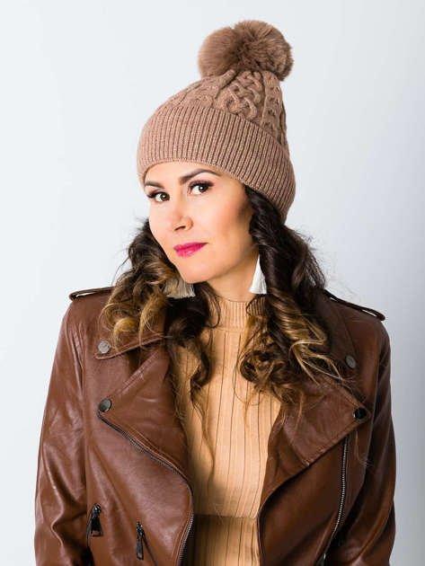 V&T Winter Fashion Zimowa Czapka Męska                              zdj.                              3