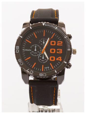 WoMaGe Męski stylowy zegarek                                   zdj.                                  1