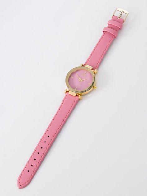 Zegarek damski fuksjowy                              zdj.                              3