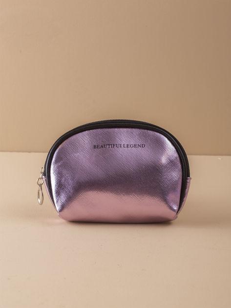 Zestaw kosmetyczek fioletowy                              zdj.                              4