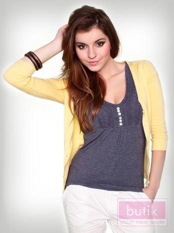Zestaw sweter + bluzka                                  zdj.                                  1