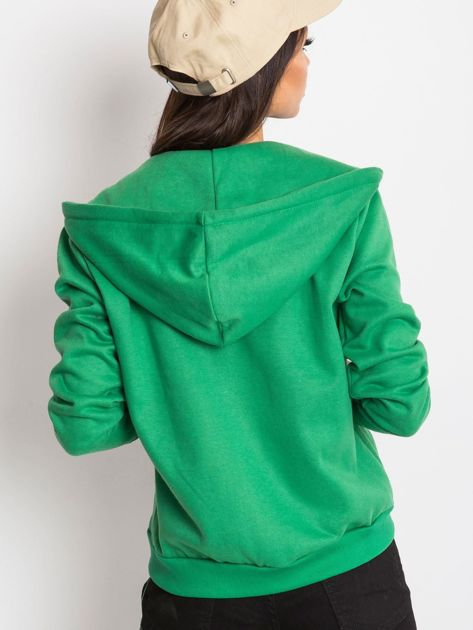 Zielona bluza Action                              zdj.                              2