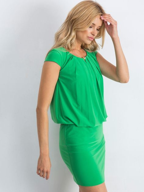 Zielona sukienka Transformative                              zdj.                              3