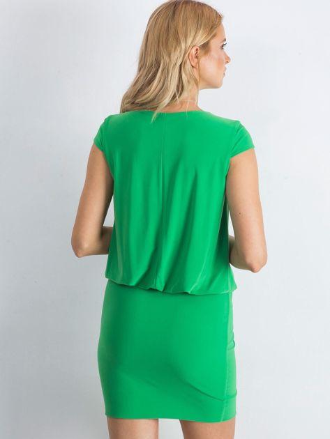 Zielona sukienka Transformative                              zdj.                              2