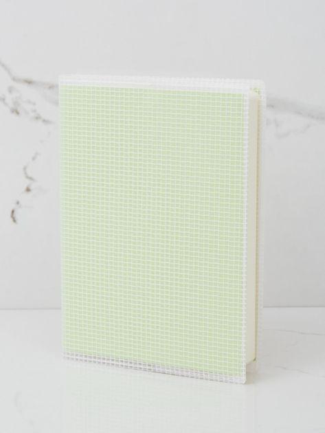 Zielony notes