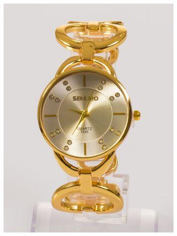 Złoty damski zegarek                                  zdj.                                  1