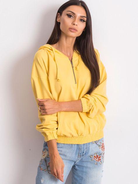 Żółta bluza Kimmie                              zdj.                              3