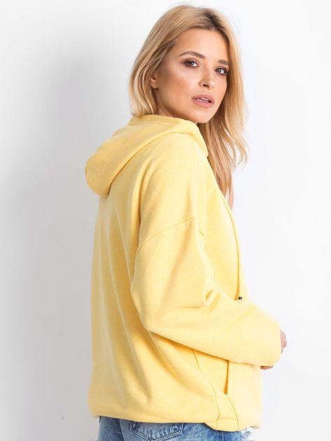 Żółta bluza Replicating                              zdj.                              8