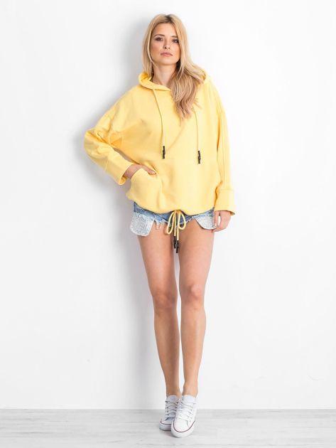 Żółta bluza Replicating                              zdj.                              10