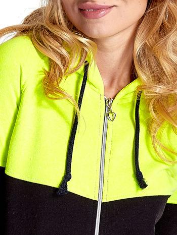 Żółta bluza z czarnym pasem                                  zdj.                                  6