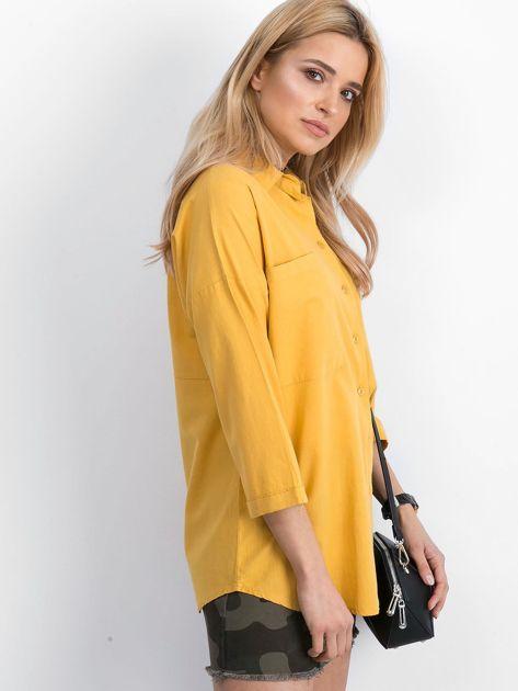 Żółta koszula Carnivore                              zdj.                              3