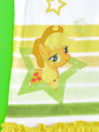 Żółta tunika dla dziewczynki MY LITTLE PONY                                  zdj.                                  3