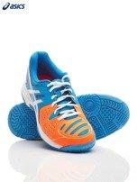 ASICS Niebieskie buty sportowe GEL PADEL PRO 3 GS                                  zdj.                                  3