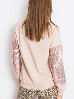 Beżowa  bluza Mirror                                  zdj.                                  2
