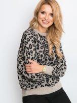 Beżowy sweter Corsica                                  zdj.                                  5