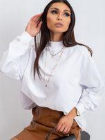 Biała bluza Twist                                  zdj.                                  1